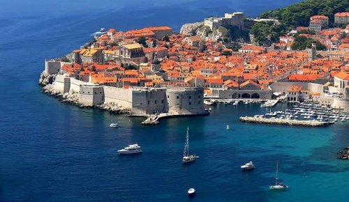Dubrovnik - the pearl of southern Adriatic