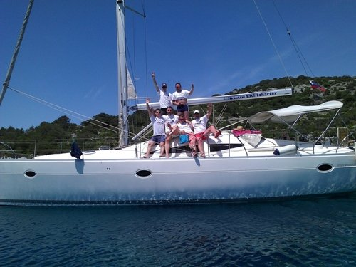 Zadar sailing trips on our private sailboats