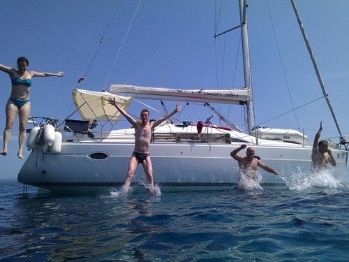 Sailing trips in Croatia - a great  FUN for everyone