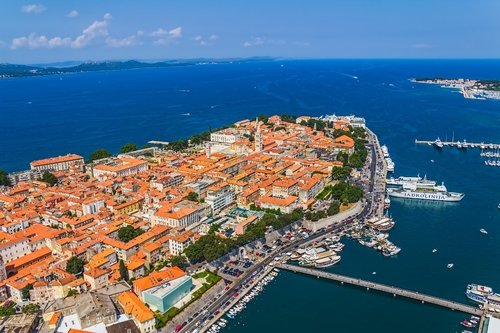 Zadar - One of the most visited Adriatiac cities