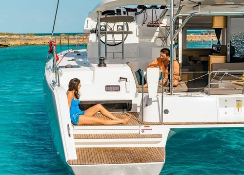 Catamaran Hire croatia