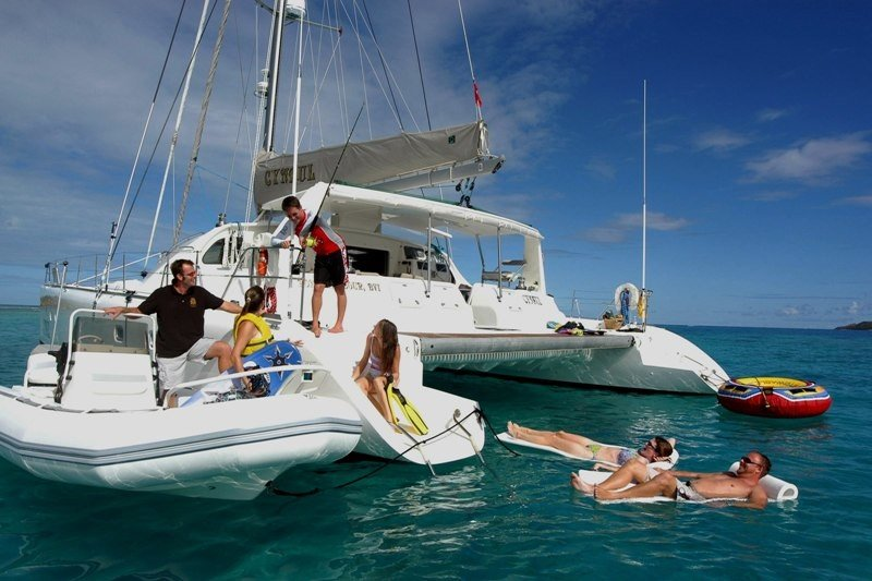 Family sailing holidays Croatia should be a pure fun for everyone