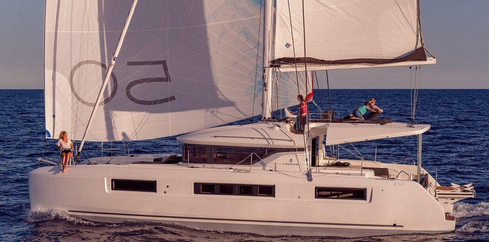 Catamaran Rental Croatia - Luxury and comfort for your Adriatic holidays