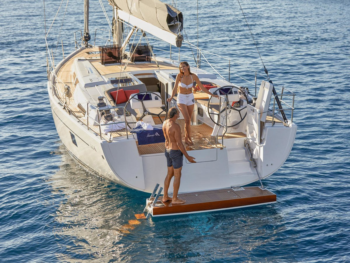 Crewed  yacht charter in Croatia