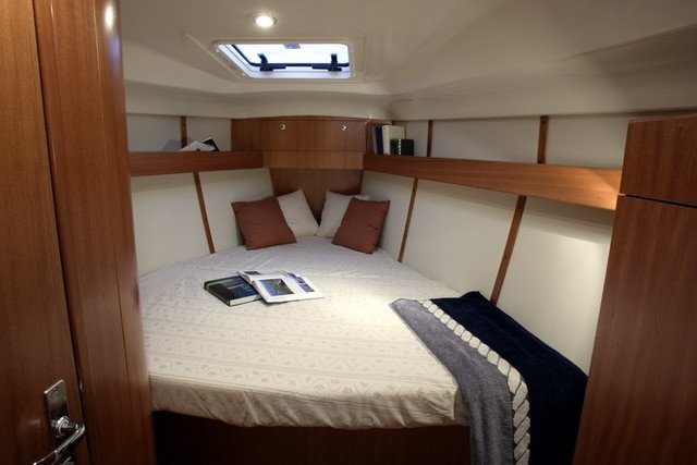 Comfortable bedrooms with clean bedding included