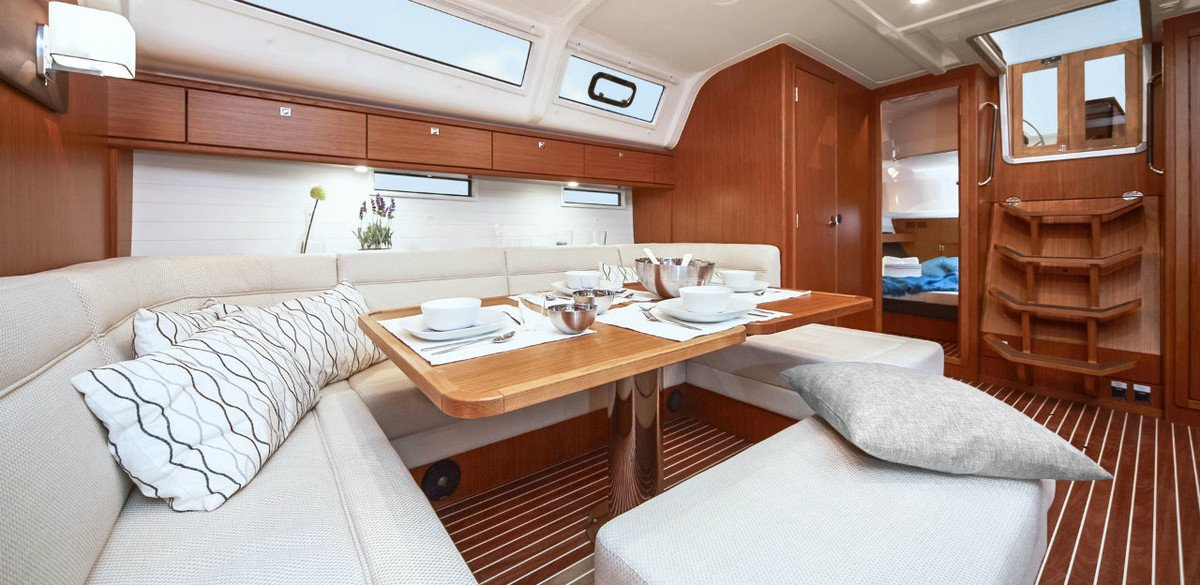 Mediterranean sailing holidays on Bavaria 51