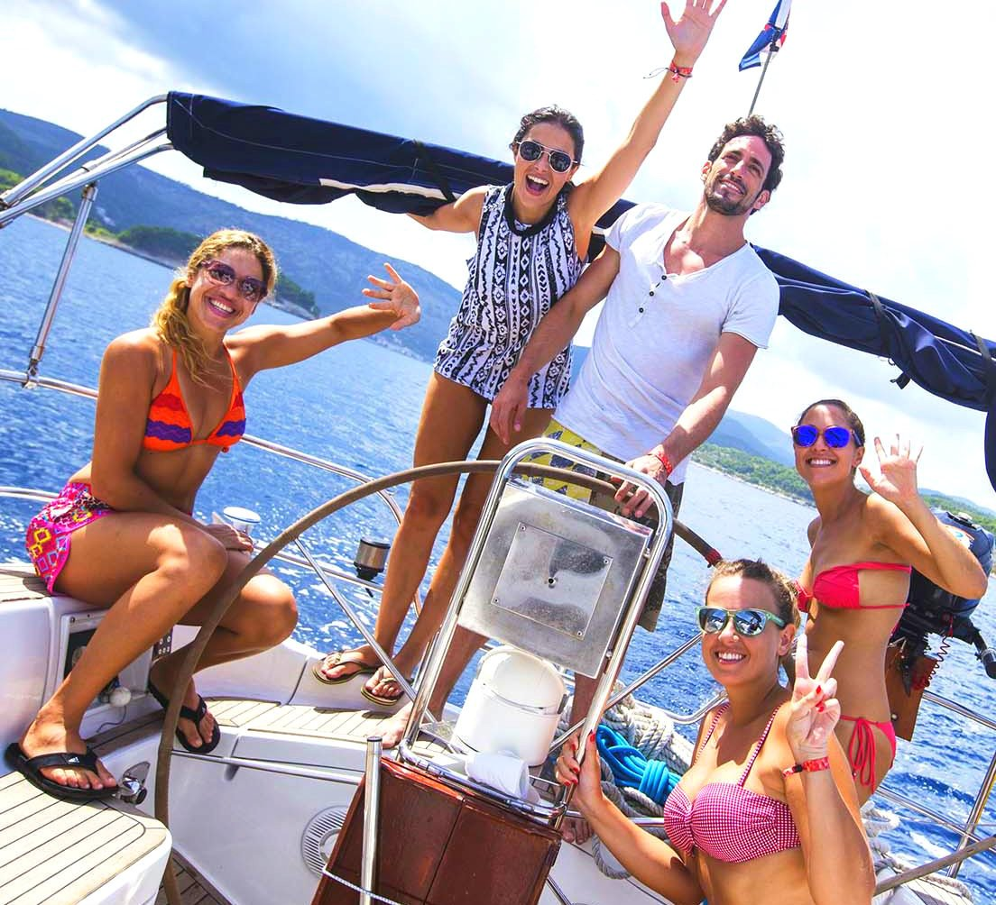 Welcome to our Pula sailing tour