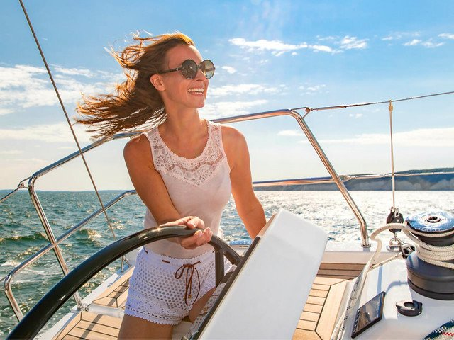 Hire a crewed yacht charter Croatia