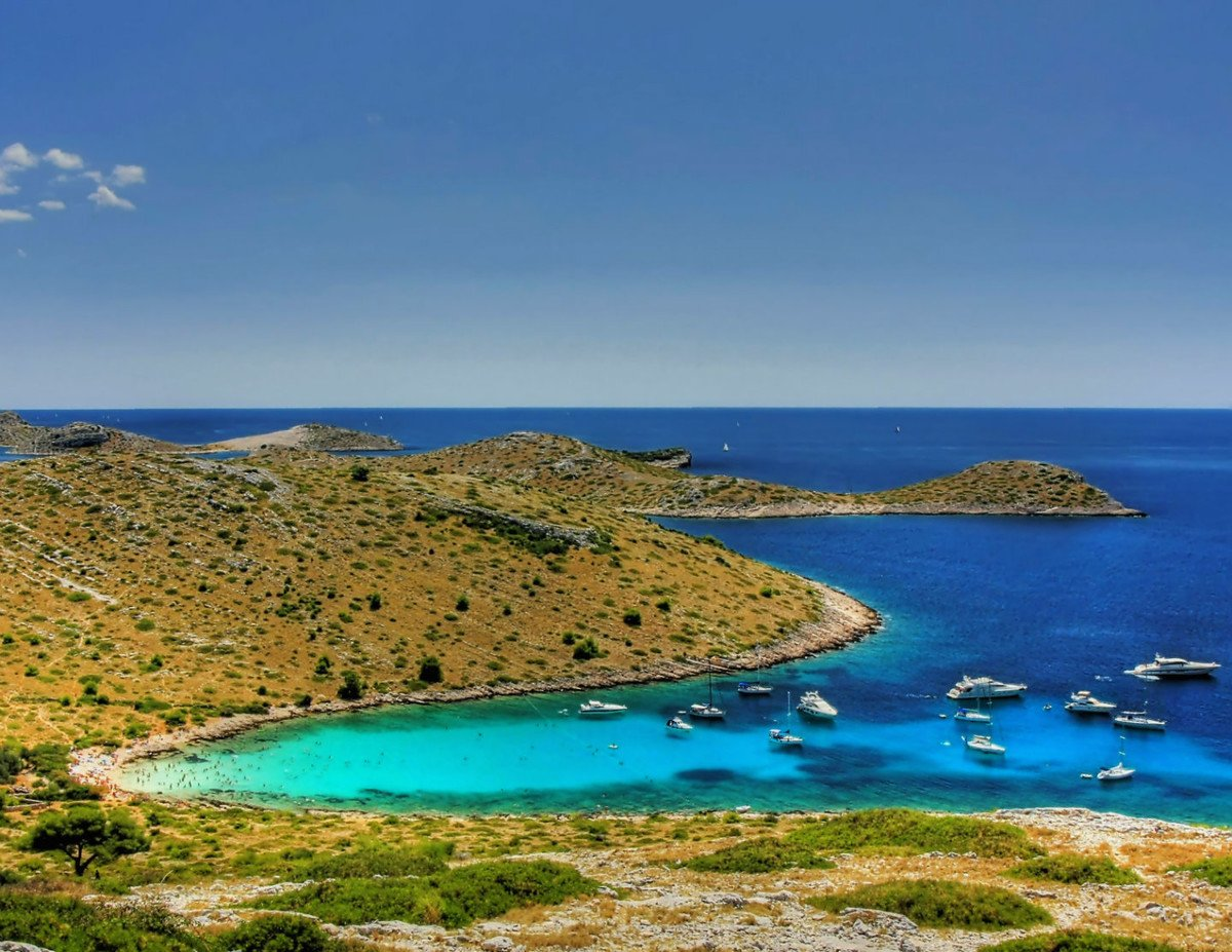 10 Best Sailing Places In Croatia - Kornati Islands