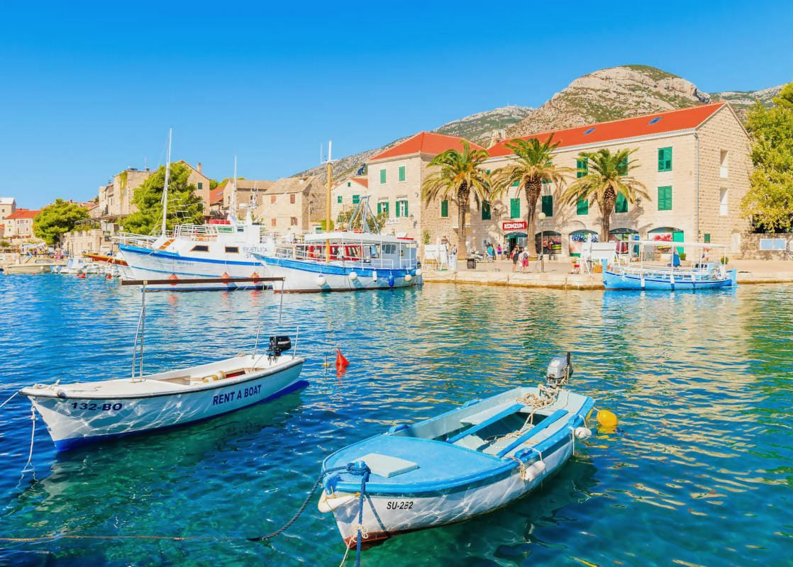 Bol is one of the Best Places to Sail in Croatia