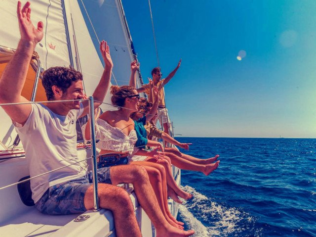Take a Croatia boat holiday and simply enjoy life