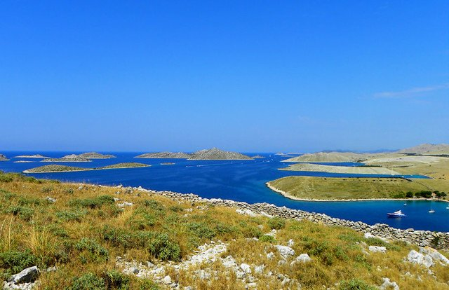 Kornati Islands - the perfect natural creation