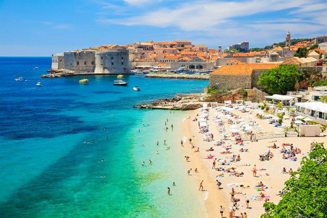 Dubrovnik - the pearl of Southern Dalmatia