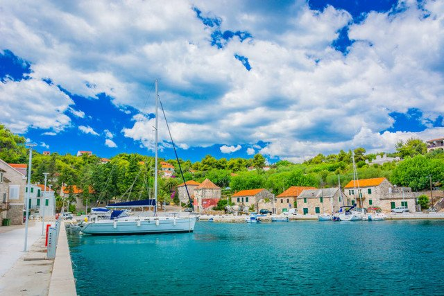 Yacht rental Croatia