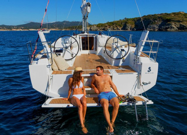 Hire a Croatia sailboat charter or...