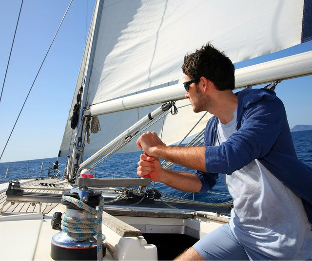 If you desire, You can always participate in sailing