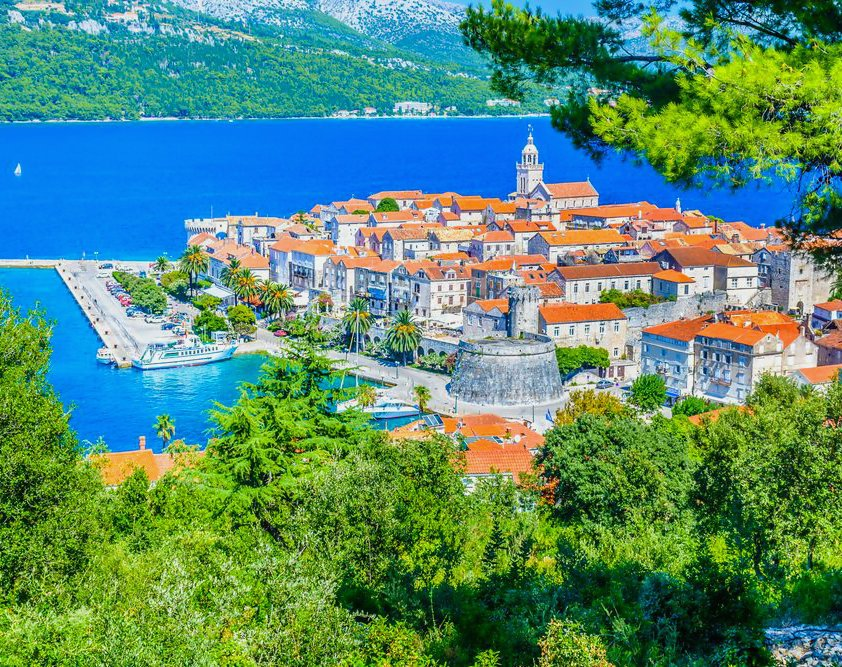 Visit Korčula and personally discover one of the most popular islands in Croatia.