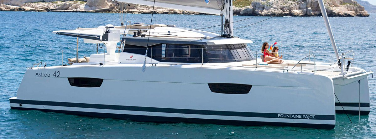 Catamaran Charter Split Croatia