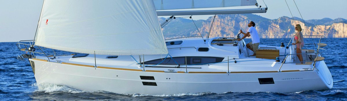 Rent sailboat Elan Impression 40 in Croatia