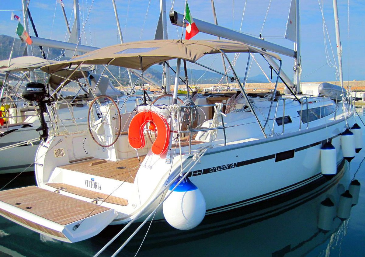 Discover the islands of Croatia on Bavaria 41