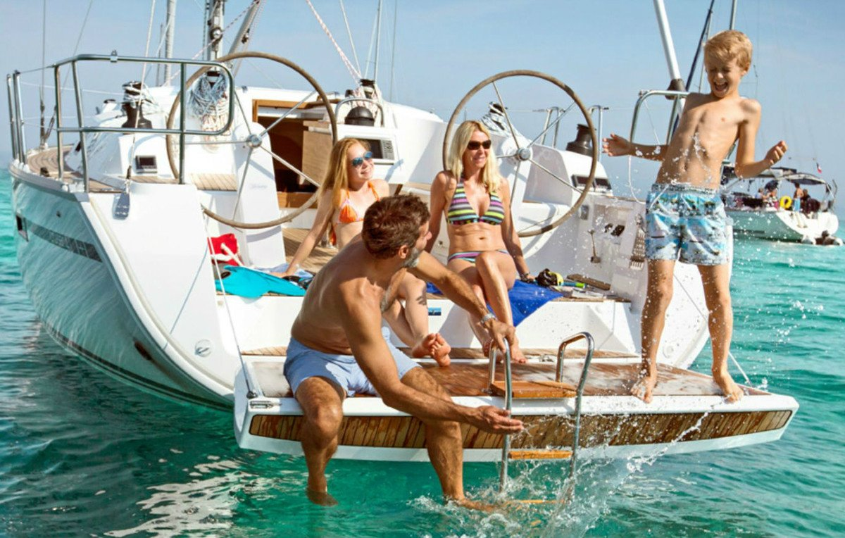 Best family sailing holidays