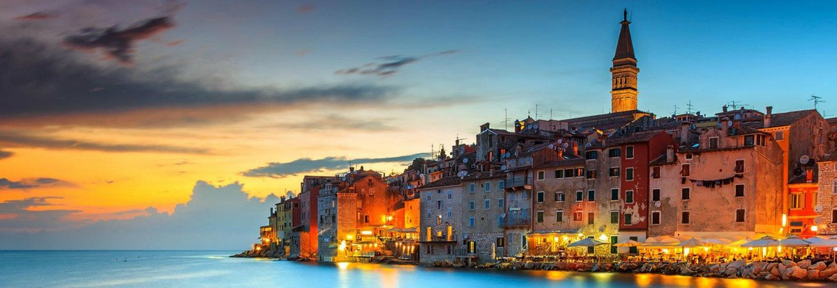 Rovinj boast with most beautiful sunsets in Croatia